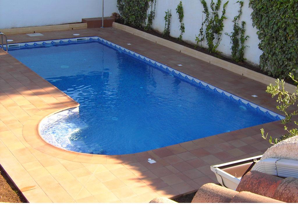 Piscinas El Vendrell Tarragona Construcción Reforma